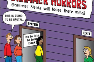 grammar nerds