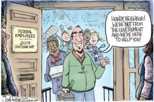 political banter