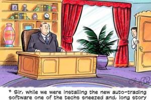 Tech jokes